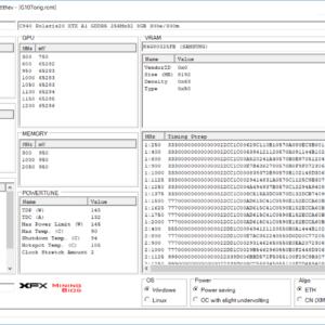 Miners with Lowered Dev Fee - GPU Mining Bios Mod Database Shop 💲⛏