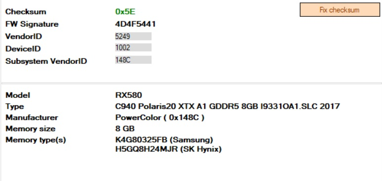 Powercolor-RX580-8GB-Samsung-Hynix